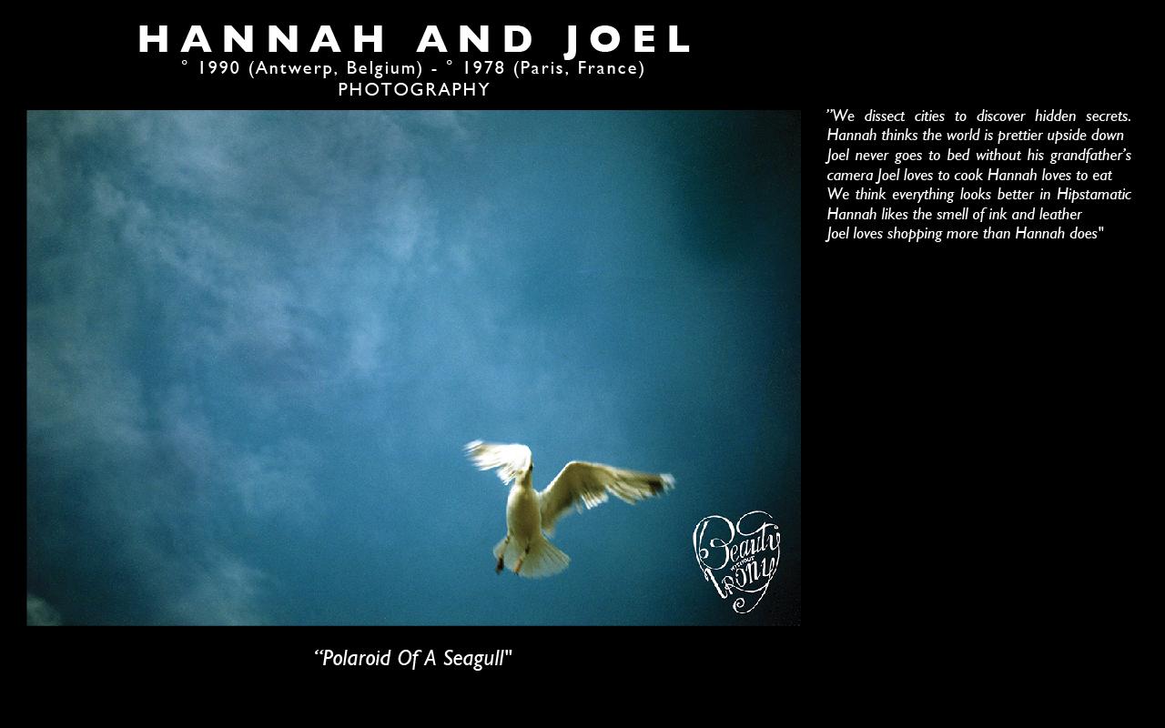 HANNA AND JOEL