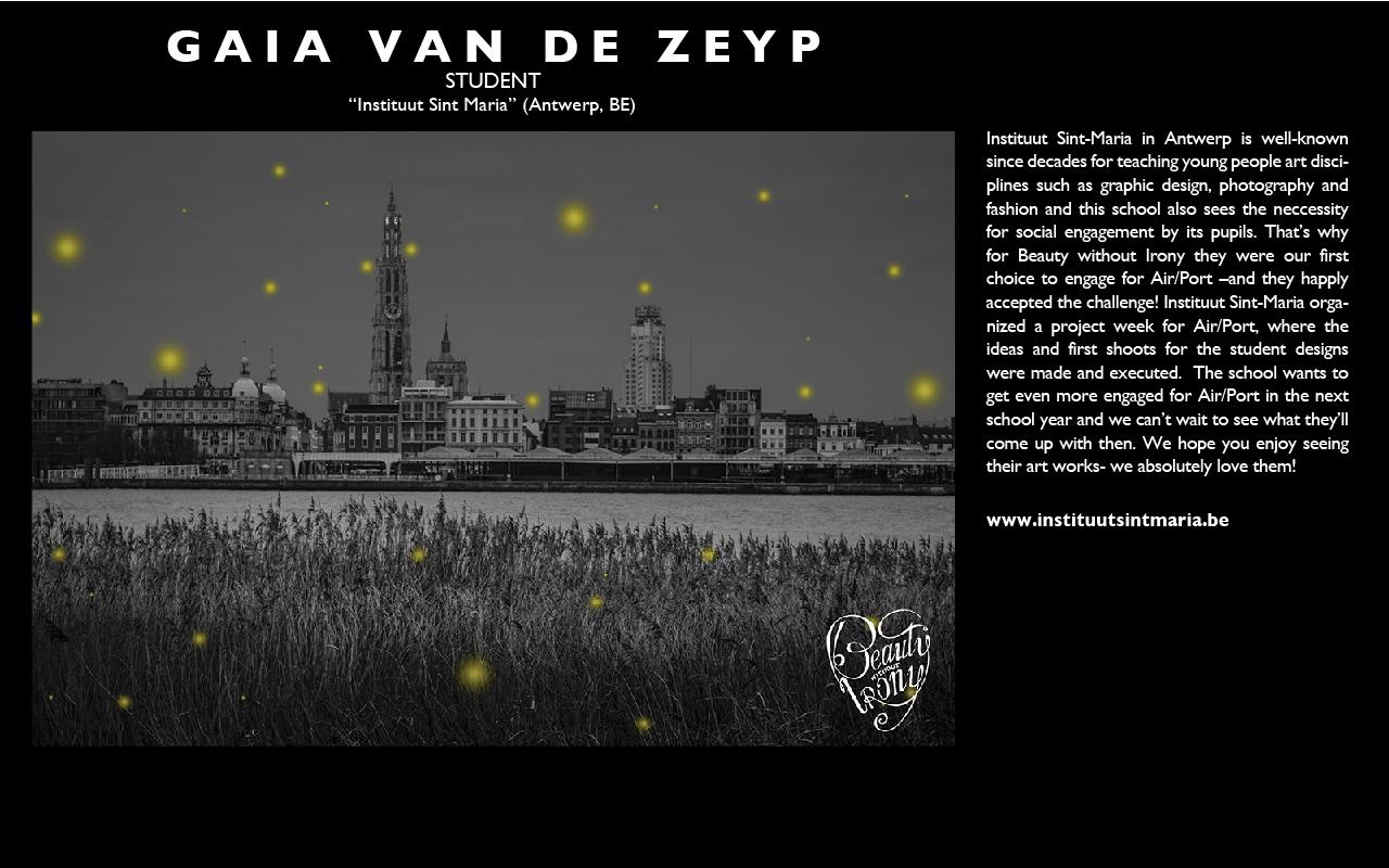 VAN DE ZEYP OK